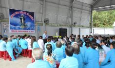 Tin ảnh: Hạt Xuyên Mộc: Hội Curia Legio Mariae mừng Lễ Bổn mạngvà Tổng hội thường niên