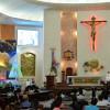 Giáo xứ Chánh Tòa Bà Rịa: Đức Giám mục Giáo phận dâng lễ Giáng Sinh
