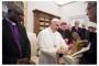 Đức giáo hoàng Phanxicôgặp tân Chủ tịch Liên đoànTin Lành LutherThế giới