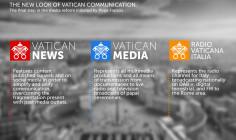"""Truyền thông Vatican sẽ mang tên """"Tin Vatican (Vatican News)"""""""