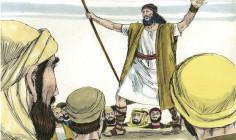 Cầu nguyện trước Thánh Thể- Ngày 10.12.2017 – Chúa nhật II mùa Vọng – Mc 1,1-8