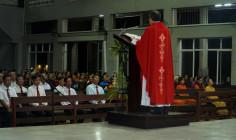 Tin ảnh: Giáo xứ Láng Cát: Mừng 21 năm linh mục của Cha Chánh xứ và mừng Bổn mạng Cha Cố Phanxicô Xaviê