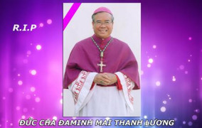Đức Cha Đôminicô Mai Thanh Lương đã về Nhà Cha trên Trời
