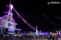 PHÓNG SỰ ẢNH: Bầu khí chuẩn bị Giáng sinh tại một số giáo xứ trong Giáo hạt Bình Giã