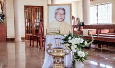 Tin Ảnh: Giáo xứ Quảng Nghệ: Thánh lễ Giỗ 10 năm Cha Cố Giuse Phạm Hữu Công