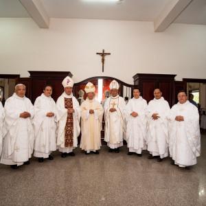 VIDEO: Giáo xứ Chánh Tòa Bà Rịa: Thánh lễ mừng ngân khánh linh mục Lớp Emmanuel 1992 (17.12.1992 – 17.12.2017)