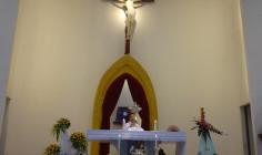 Tin Ảnh: Giáo xứ Thủ Lựu: Thánh lễ khai mạc ngày Chầu Thánh Thể thay Giáo phận