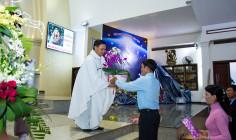 Tin Ảnh: Giáo xứ Vinh Hà: Thánh Lễ mừng kính Mẹ Thiên Chúa và Kỷ niệm 5 Năm Linh Mục của Cha Chánh xứ
