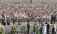 1 triệu 300 ngàn tín hữu dự lễ với Đức Thánh Cha tại Lima