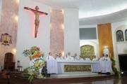 Đức cha Emmanuel Nguyễn Hồng Sơn dâng lễ tạ ơn mừng kỷ niệm 2 năm tấn phong giám mục