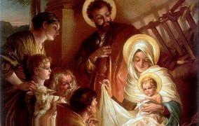 Mầu nhiệm Giáng Sinh và Sự Sống