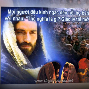 CÁC BÀI SUY NIỆM LỜI CHÚA  CHÚA NHẬT IV THƯỜNG NIÊN – NĂM B
