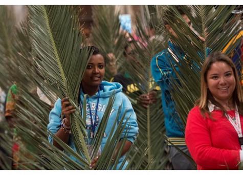 Công bố Sứ điệp Đức Thánh Cha nhân Ngày Quốc Tế giới trẻ 2018