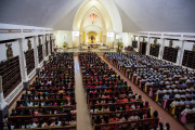 Tin ảnh: xứ Vinh Hà: Thánh lễ ngày mùng một và mùng Hai Tết Mậu Tuất
