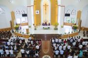 Giáo phận Bà Rịa: Ngày họp mặt sinh viên Công giáo trong Giáo phậnmừng Xuân Mậu Tuất 2018