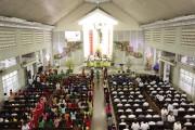 Giáo Xứ Láng Cát: Thánh Lễ Tân niên mừng xuân Mậu Tuất