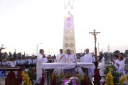 Tin ảnh: Giáo xứ Láng Cát: Thánh lễ cầu cho Ông Bà Cha Mẹ- Mùng 2 Tết Mậu Tuất