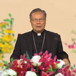 Lời chúc tết Mậu Tuất của Đức Cha Giuse Nguyễn Chí Linh- Chủ tịch HĐGMVN