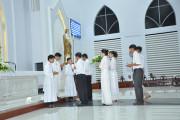 Giáo xứ Hòa Sơn:  Mừng lễ kính Thánh Giuse - Bổn mạng Gia trưởng và Ca đoàn xứ