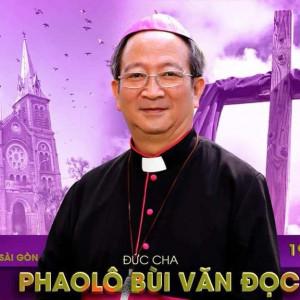 Video: Di quan Đức Tổng Giám mục  từ Tòa Tổng Giám mục đến Nhà Thờ Chánh tòa Sài Gòn