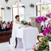 Giáo xứ Đức Hiệp: Đón Cha tân Chánh xứ Phêrô Nguyễn Phi Vũ
