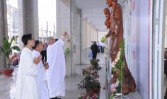 Giáo xứ Lam Sơn: Thánh lễ tạ ơn mừng Bổn Mạng Giáo xứ và khánh thành Nhà Mục Vụ