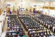 Tin ảnh: Giáo xứ Quảng Nghệ: Thánh lễ khai mạc ngày Chầu Thánh Thể thay Giáo phận- Ngày 18.03.2018