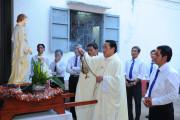 Tin Ảnh: Giáo họ biệt lập Hòa Hưng: Mừng lễ Thánh Giuse- Bổn Mạng Giới Gia trưởng