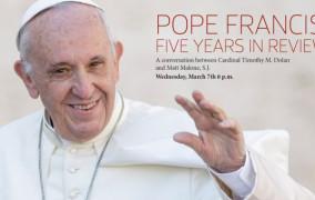 Các số thống kê chính thức về 5 năm triều Giáo Hoàng Phanxicô