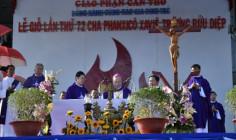 Bế mạc Lễ giỗ lần 72 Cha Phanxicô Xaviê Trương Bửu Diệp