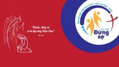 Video: Đại hội Giới Trẻ mùa Chay 2018 TGP. Sài Gòn