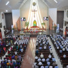 Tin Ảnh: Giáo xứ Vinh Trung: Mừng lễ Truyền Tin- Bổn mạng Hội Cầu Nguyện
