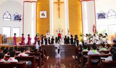 Giáo xứ Long Hương: Mừng lễ Chúa Chiên Lành- Cầu cho Ơn Thiên Triệu