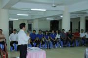 Gặp gỡ Ban trị sự Giới trẻ các giáo xứ trong Hạt Bà Rịa tại Giáo Xứ Long Điền