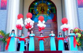 VIDEO: Thánh lễ cung hiến thánh đường Nhà thờ Phú Vinh