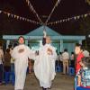 Đức Giám mục Giáo phận cử hành Đêm Vọng Phục Sinh tại Nhà thờ Sông Xoài – Giáo họ Mông Triệu