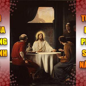 BẢN VĂN BÀI ĐỌC TRONG THÁNH LỄ- TUẦN III PHỤC SINH – NĂM B