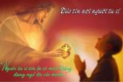 Đức tin nơi người tu sĩ