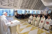 ĐTC Phanxicô: Giáo hội có đặc tính của người phụ nữ và người mẹ như Mẹ Maria