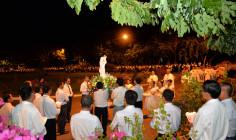 Đền thánh Đức Mẹ Bãi Dâu: Hành hương tôn kính Đức Mẹ Fatima