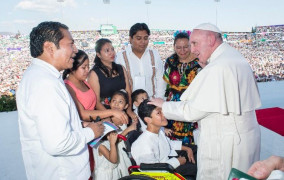 Ân xá cho các tín hữu tham dự Đại hội Thế giới các Gia đình