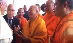Đức giáo hoàng gặp các tín đồ Phật giáo, Hindu, Jain và Sikh