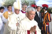 ĐTC cử hành Thánh lễ tại Genève, Thụy Sĩ 21-6-2018