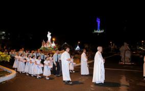 Đền Thánh Đức Mẹ Bãi Dâu: Cử hành phụng vụ đầu tháng tôn kính Mẹ Maria