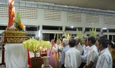 Giáo xứ Láng Cát: Mừng lễ trọng kính Thánh Tâm Chúa Giêsu
