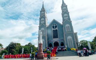 GP. Bà Rịa: Khai mạc Năm Thánh Tôn vinh Các Thánh Tử Đạo Việt Nam