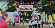 VIDEO: Lễ Khai Mạc Năm Thánh tại TTHH Ba Giồng-Ngày 19.06.2018