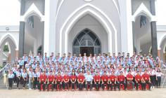 Giáo hạt Xuyên Mộc: Khóa huấn luyện Giáo lý viên cấp II – 2018