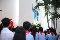Đền Thánh Bãi Dâu: Đại lễ kính Chân phước Anrê Phú Yên - Bổn mạng Giáo Lý viên Giáo phận Bà Rịa