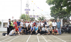 Giáo xứ Hải Sơn: Trại Truyền thống Giới trẻ Huynh đoàn Đaminh Giáo phận Bà Rịa 2018